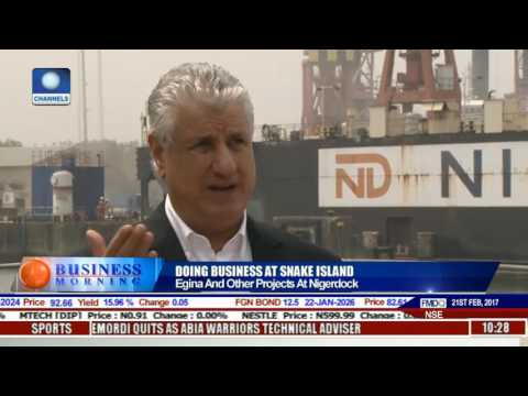 Business Morning: How Nigeria's Economy Impact Operations At Snake Island
