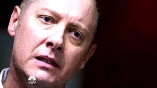 nothing can take the pain away // Raymond Reddington | The Blacklist