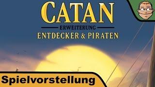 Скачать Catan Entdecker Piraten Erweiterung Die Siedler Von Catan Spielvorstellung Und Regeln