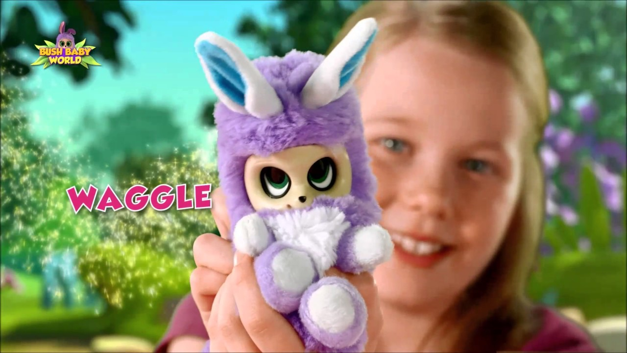 Smyths Toys Bush Baby World Tv Ad