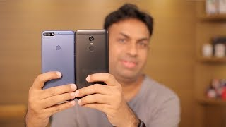 Honor 7C vs Redmi Note 5 Camera Review & Comparison