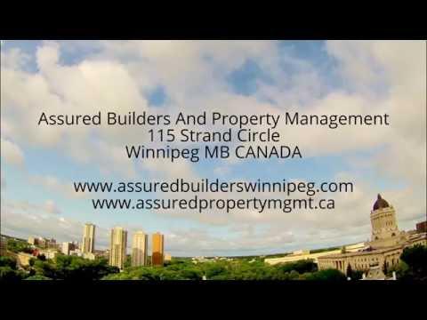 Assured Builders And Assured Property Management, WInnipeg MB CANADA - Portfolio