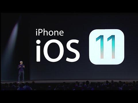 iOS 11 es OFICIAL, ¡todas las NOVEDADES para iPHONE en español!