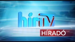 Hír TV - Híradó visszaszámláló és főcím