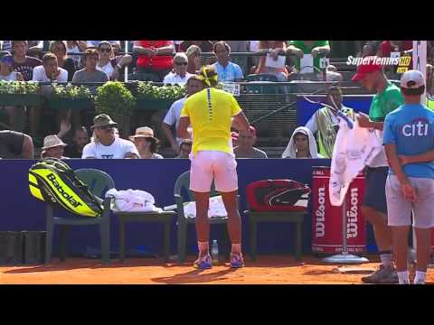 Rafael Nadal vs Dominic Thiem FULL MATCH HD Argentina Open 2016 PART 3