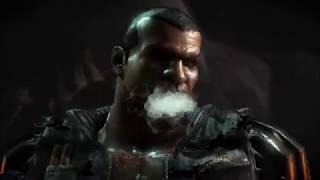 Mortal Kombat X Jax V predator