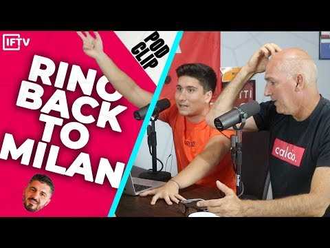 Why AC Milan Must Sack Giampaolo & bring back Gattuso   Podcast Highlights