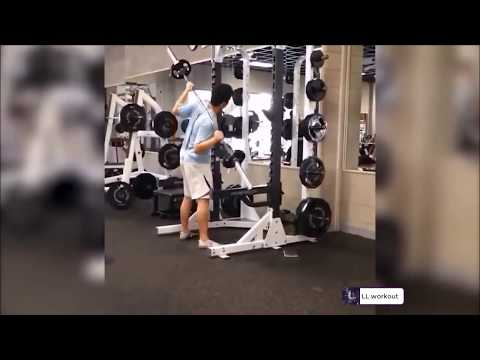 STUPID PEOPLE IN GYM FAIL COMPILATION    6# Funniest Exercise Fails Ever