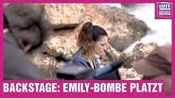 "GZSZ Backstage | Auf Mallorca platzt eine ""Emily-Bombe"""