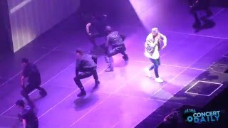 "Chris Brown performs ""Wall To Wall"" live Between The Sheets Tour D.C. #CDTBT"