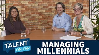 A Millennial Manager Shares How to Manage Millennials | Talent On Tap