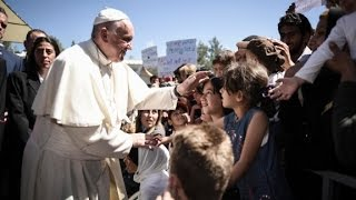 Pope rebuked for concentration camp remark