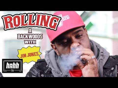 How to Roll a Backwoods with Jim Jones (HNHH)
