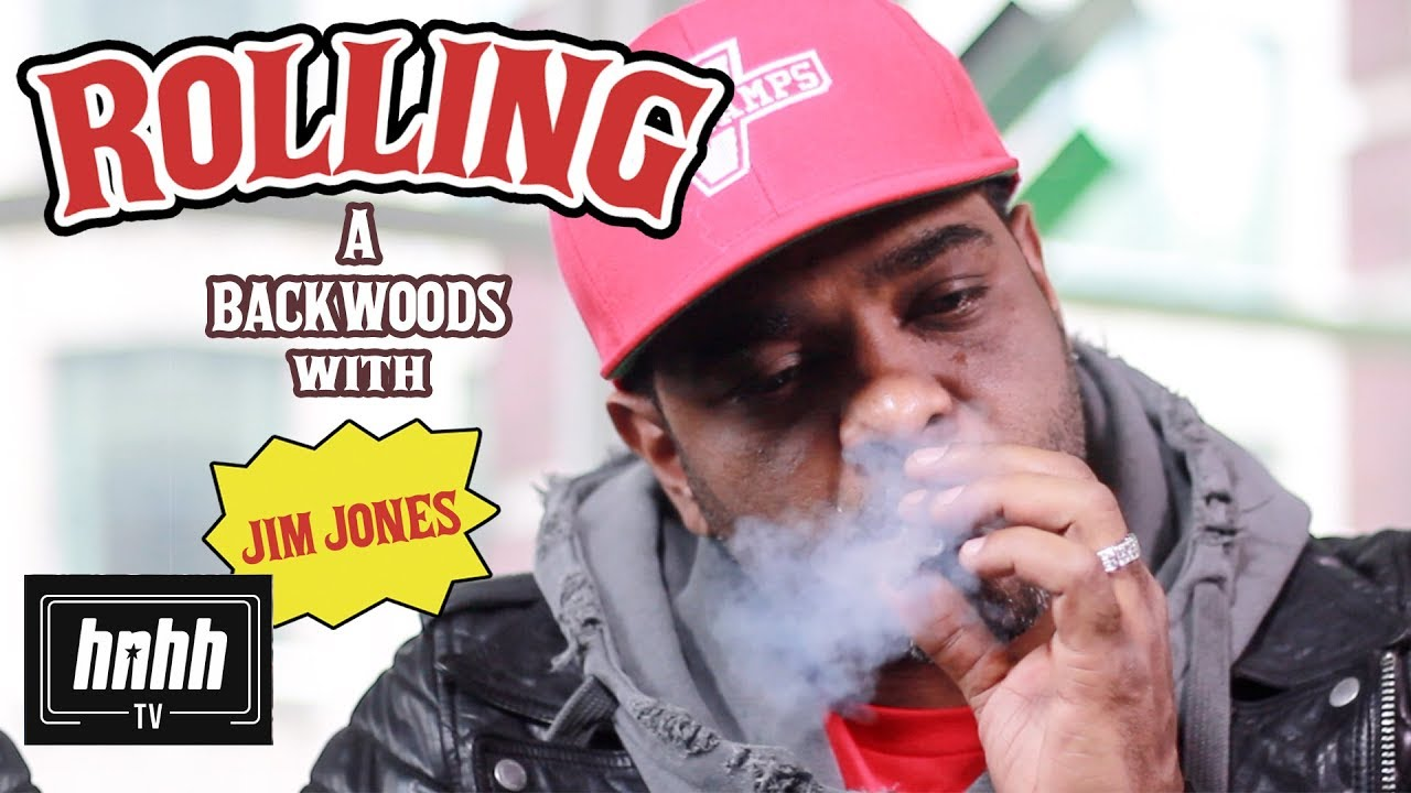 How to Roll a Backwoods with Jim Jones