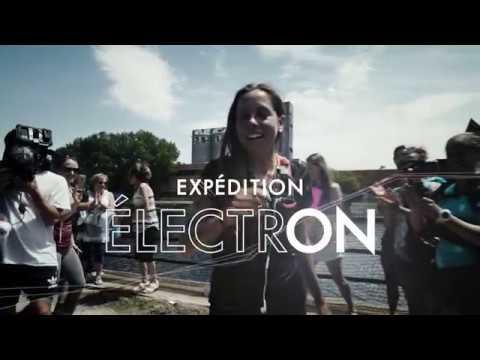Expédition électrON – fin de l'expédition