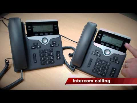Cisco 7800 7821 7841 IP Phone Training