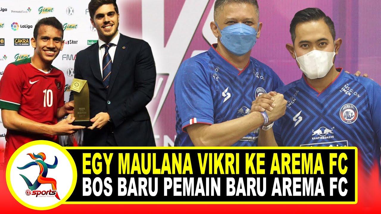 Download 🔥Welcome To AREMA FC🔥EGY MAULANA VIKRI Gabung AREMA FC Setelah Timnas Indonesia Kembali Dari UEA✅