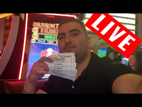 $5000 High Limit Slot Play From LAS VEGAS At RED ROCK CASINO !