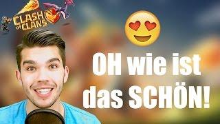 CLASH OF CLANS: OH wie ist das SCHÖN! ✭ Let's Play Clash of Clans [Deutsch/German HD]