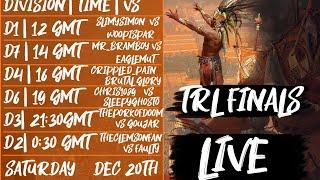Revolutionary League FINALS - LIVE!!! (12/21/2019) | Age of Empires III
