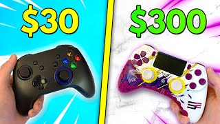 BROKE vs PRO Gaming Controller - WORTH IT?