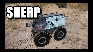 SHERP ATV (ENG) - Test Drive and Review