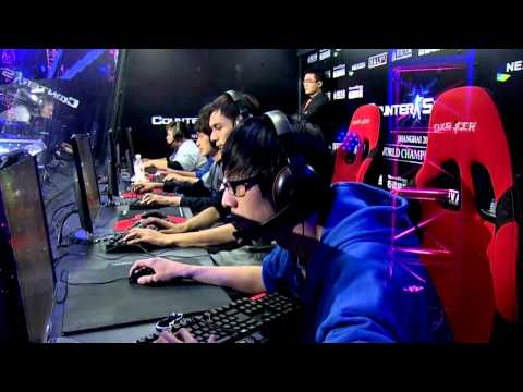 Counter-Strike Online World Championship -2013 Shanghai