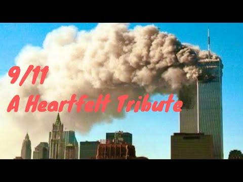 National September 11 9/11 Memorial New York*HD*