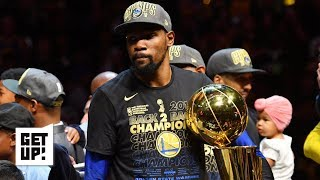 Has Kevin Durant missed the opportunity to win an NBA title and call it his own? | Get Up!