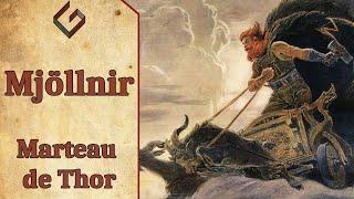 La véritable histoire de Mjöllnir, le Marteau de THOR !