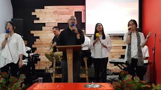 PADA SATU BUKIT JAUH DARI SINI//GPdI Parakletos Sunday Service 4th March 2018