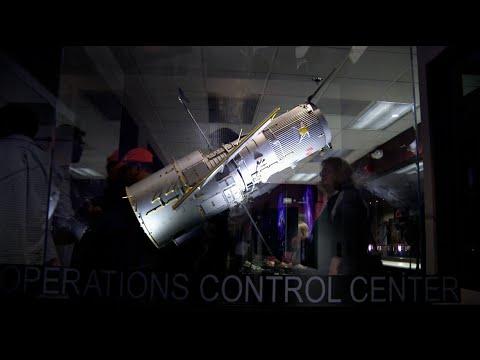 Hubble 25th Anniversary: NASA Social at Goddard