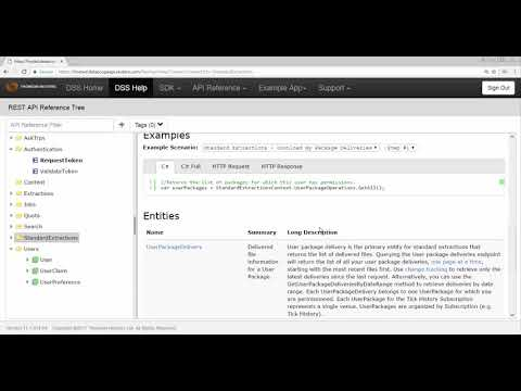 Developer Webinar: How to use Thomson Reuters Tick History REST API in R