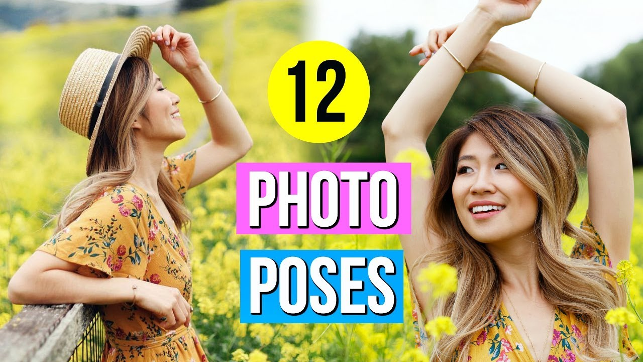 How To Pose In Photos 12 Pose Ideas Every Short Girl Must Know Youtube