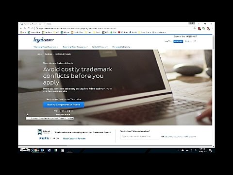 Should I Use LegalZoom? Trademark Search and Review (Pt. 1)