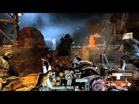 Metro: Last Light - Faction Pack DLC Walkthrough - Heavy Squad  