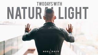 Vlog #3 - Shooting Natural Light - Gymshark & Mo Beatz