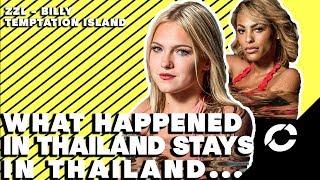 MET WIE HAD BILLY 7 KEER OP TEMPTATION ISLAND? | ZIE ZE LIEGEN - CONCENTRATE