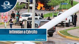 Audio muestra amenazas del Cártel de Sinaloa al Ejército