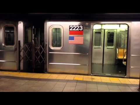 NYCT 4/5/6 (Lexington Avenue) Train Action (Manhattan)