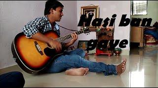 Hasi ban gaye  Hamari adhuri kahani   Guitar Cover  Ami Mishra