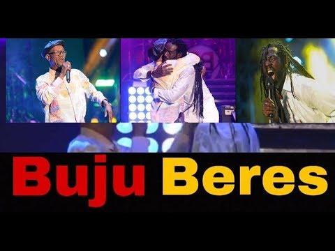 BUJU BANTON & BERES HAMMOND CREATED FIREWORKS @ LONG WALK TO FREEDOM SHOW IN JAMAICA