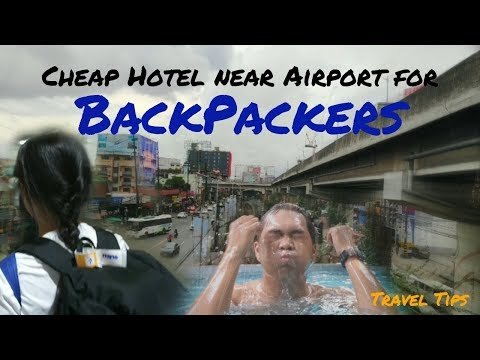 Travel Tips: Affordable Hotel near Manila Airport