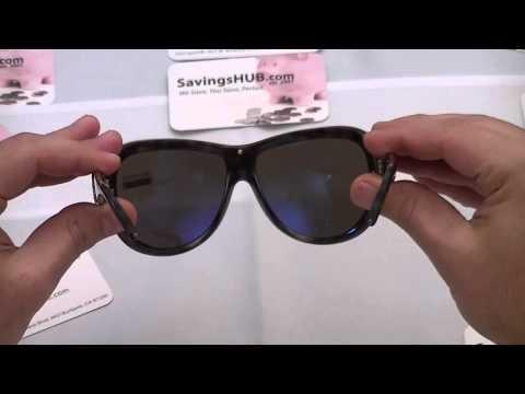 Roberto Cavalli Dioptasio Womens Sunglasses 467S 01B www.SavingsHUB.com