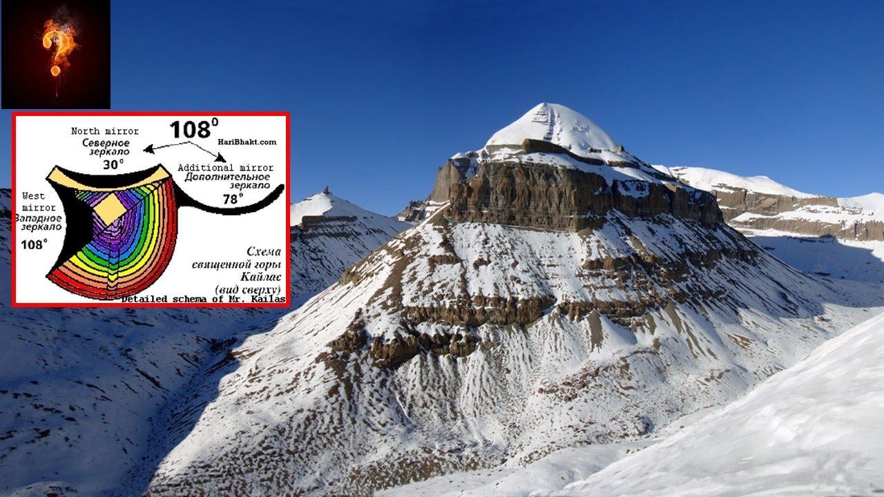 Sacred Tibetan Mountain Is Huge Ancient Pyramid Youtube