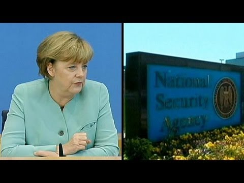 Germany accused of playing the 'spying game'