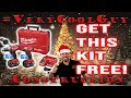 How To Get A Free Milwaukee One-Key Combo Kit For Christmas!