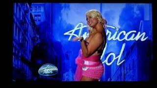 Irene Sturtevant (aka Pink Panties) American Idol Auditions - Nashville