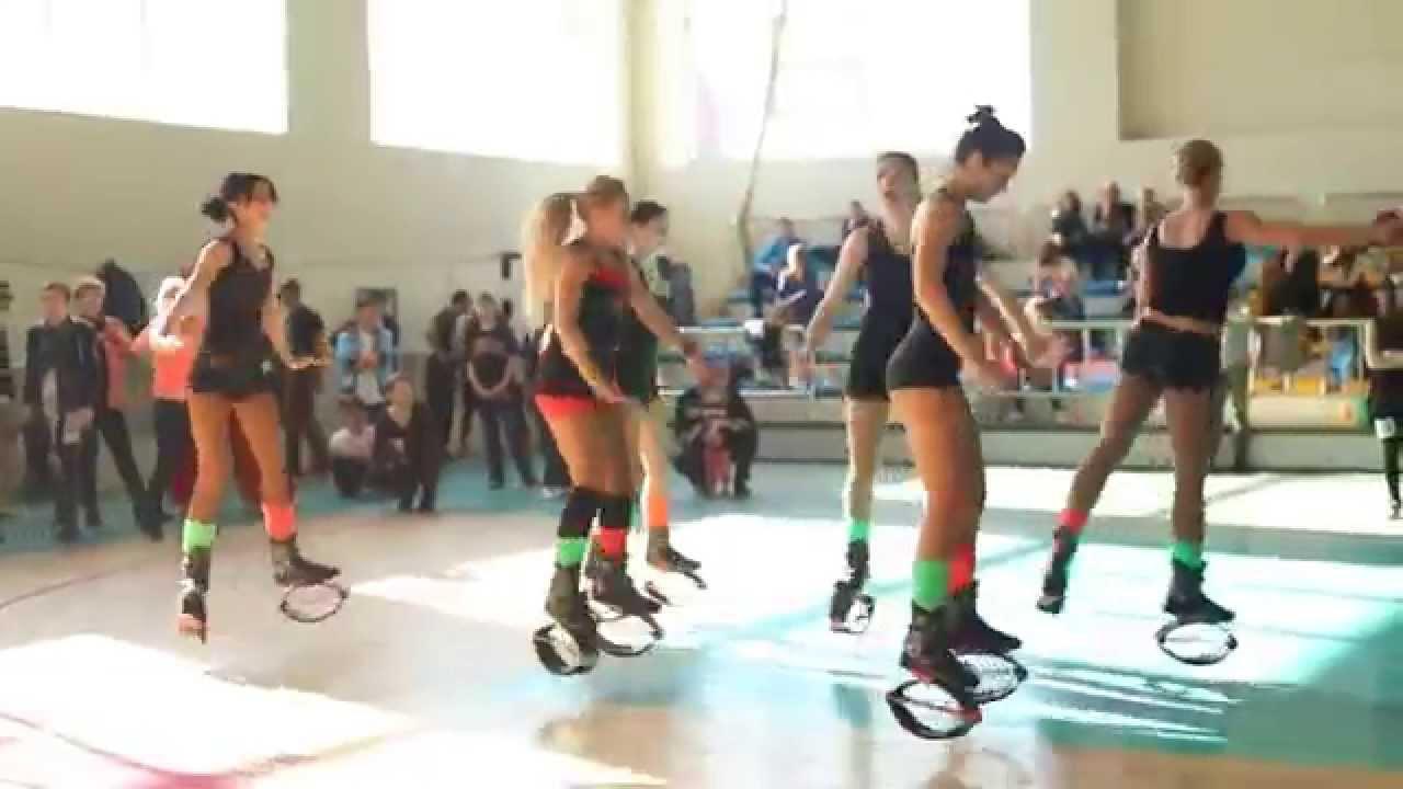 Kangoo Jumps Show Tatiana P D Moldova Team Youtube