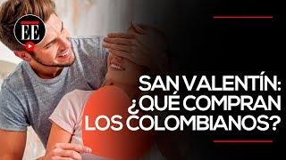 San Valentín: ¿qué regalan y cuánto gastan los colombianos? | El Espectador